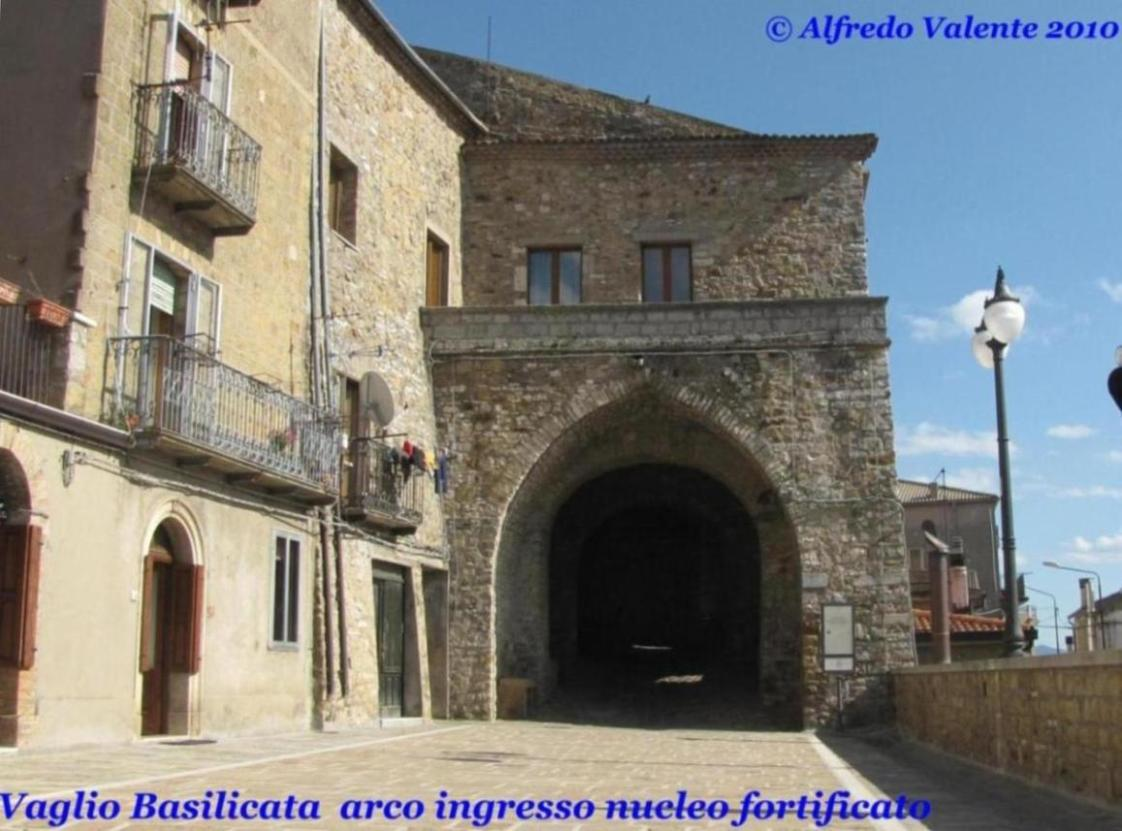Campaniameteo.it - Ingresso nucleo fortificato