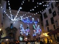 Salerno, Luci d'artista 2017-2018