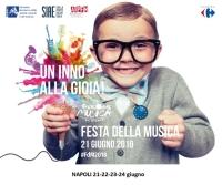 Napoli e la Festa europea della musica