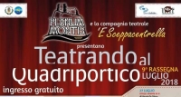 Salerno, dal 5 luglio la nona edizione di Teatrando al Quadriportico