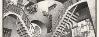 Napoli: la mostra di Escher, genio visionario, al Palazzo delle Arti