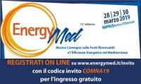 Napoli, EnergyMed 2019: l'esposizione dedicata al settore green