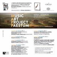 Parco Archeologico di Paestum: le iniziative da luglio a settembre 2019