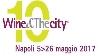 Napoli, Wine&Thecity dal 5 al 26 maggio