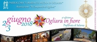 Salerno, Ogliara in Fiore - 2 e 3 giugno 2018