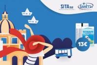 Costiera Amalfitana, il nuovo biglietto integrato traghetto e bus