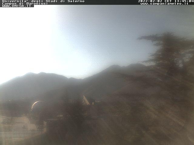 Webcam nei dintorni di serre in Campania