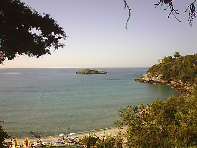 Marina di Camerota webcam - Villaggio Delle Sirene webcam, Campania, Salerno
