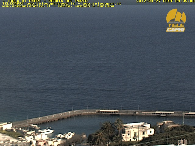 webcam capri n. 1823