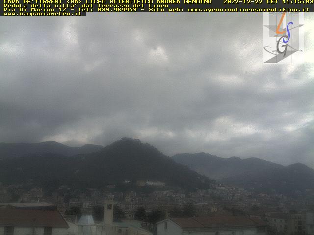Webcam Cava de Tirreni, Salerno