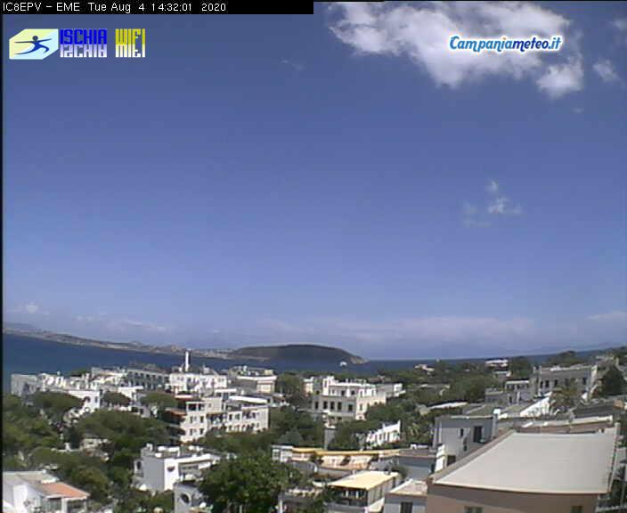 Webcam Ischia NA&nbsp;Live webcamera