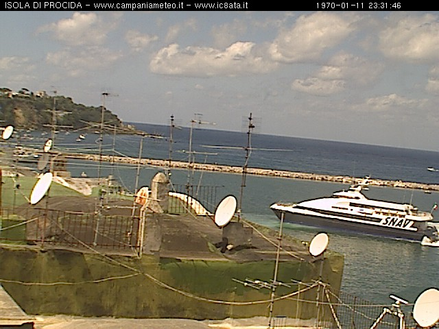 Webcam Isola di Procida