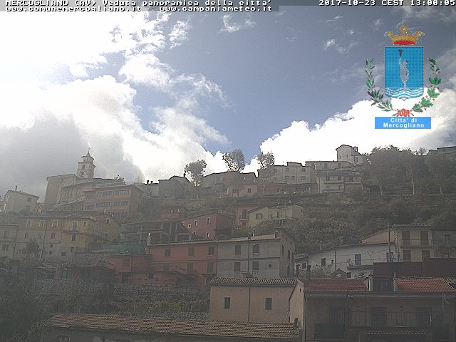 webcam mercogliano