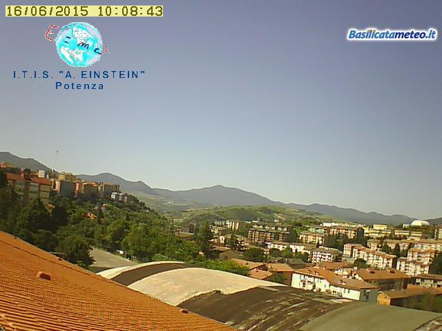 Basilicatameteo.it - Immagine casuale webcam