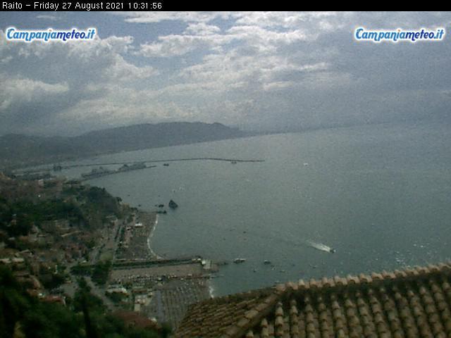 Vietri sul Mare webcam - Raito, Vietri sul Mare webcam, Campania, Salerno