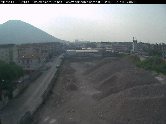 Salerno webcam - Yard Amato webcam, Campania, Salerno
