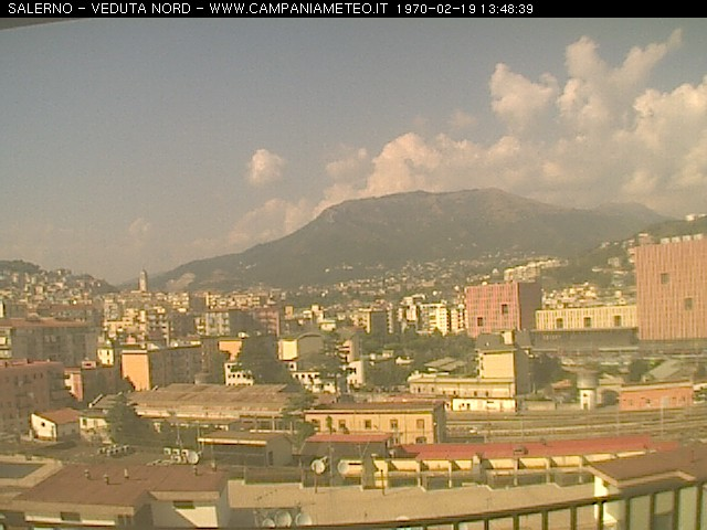Webcam Salerno