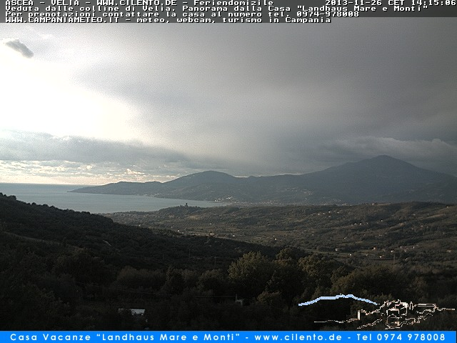 Velia webcam - Ascea - Velia webcam, Campania, Salerno