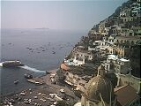 Positano webcam - Positano webcam, Campania, Salerno